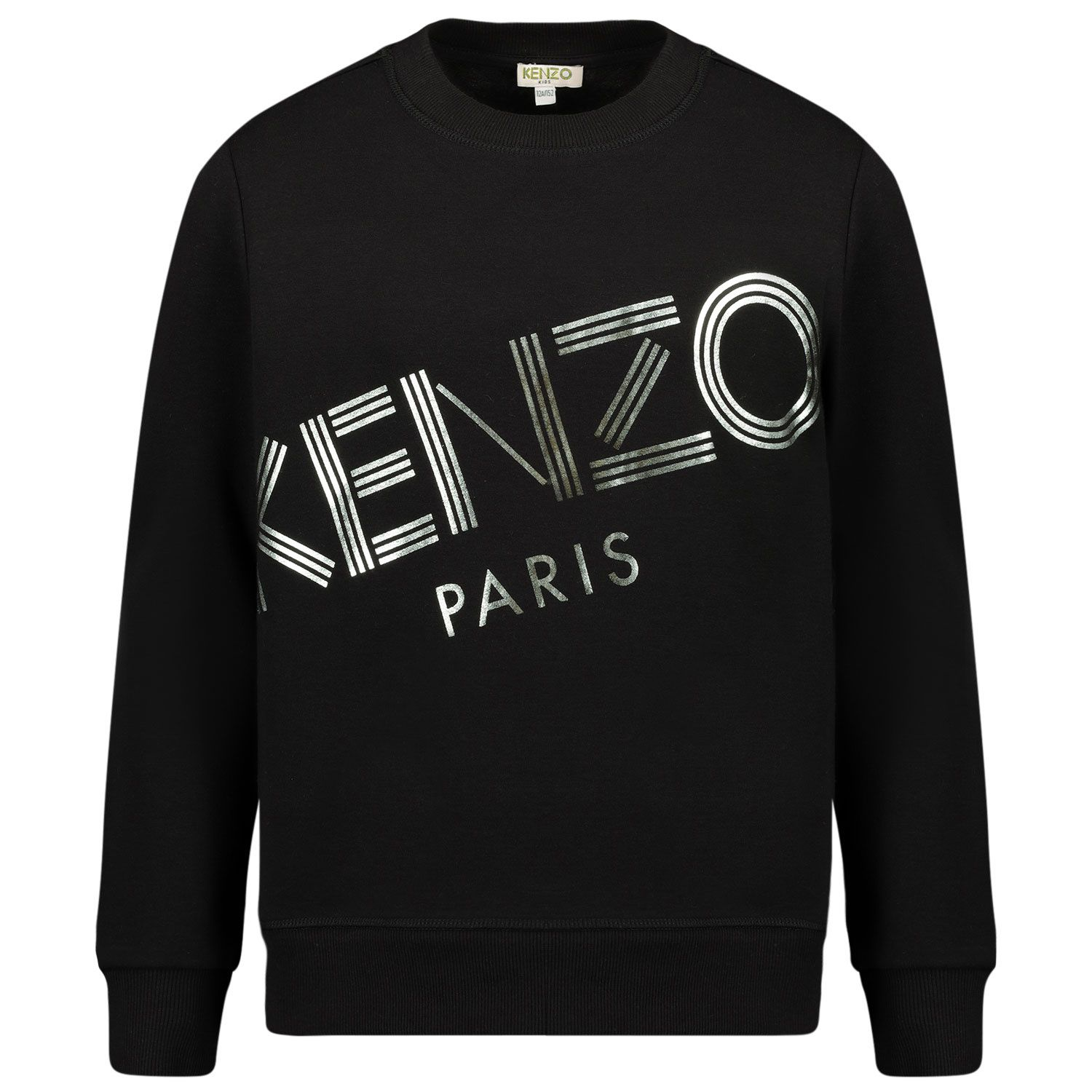 Picture of Kenzo KR15108 kids sweater black
