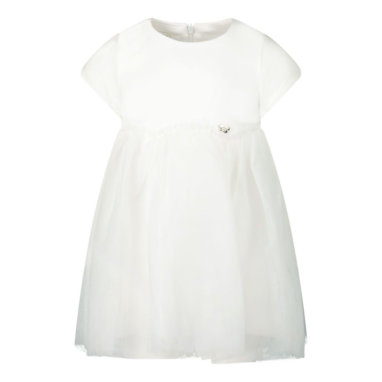 Bild von Liu Jo HA0008 Babykleid Weiß