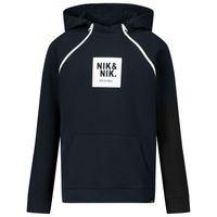 Picture of NIK&NIK B8024 kids sweater navy