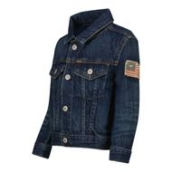 Afbeelding van Ralph Lauren 320760027 babyjas jeans