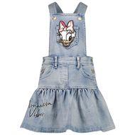 Bild von MonnaLisa 197702A7 Babykleid Jeans