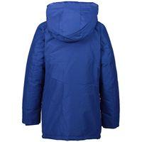 Picture of Woolrich WKCPS2124 kids jacket cobalt blue