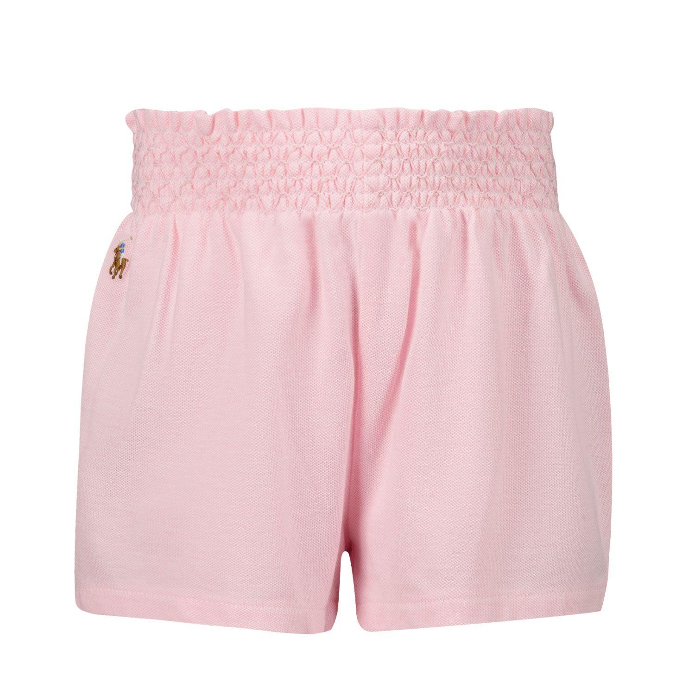 Afbeelding van Ralph Lauren 310833423 baby shorts roze