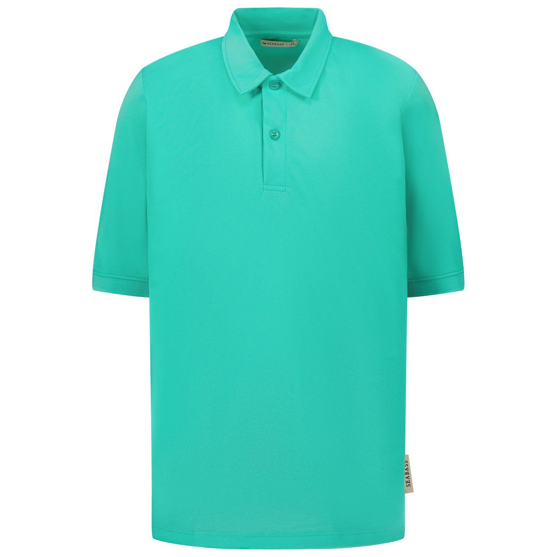Picture of SEABASS UV SHIRT kids swimwear mint