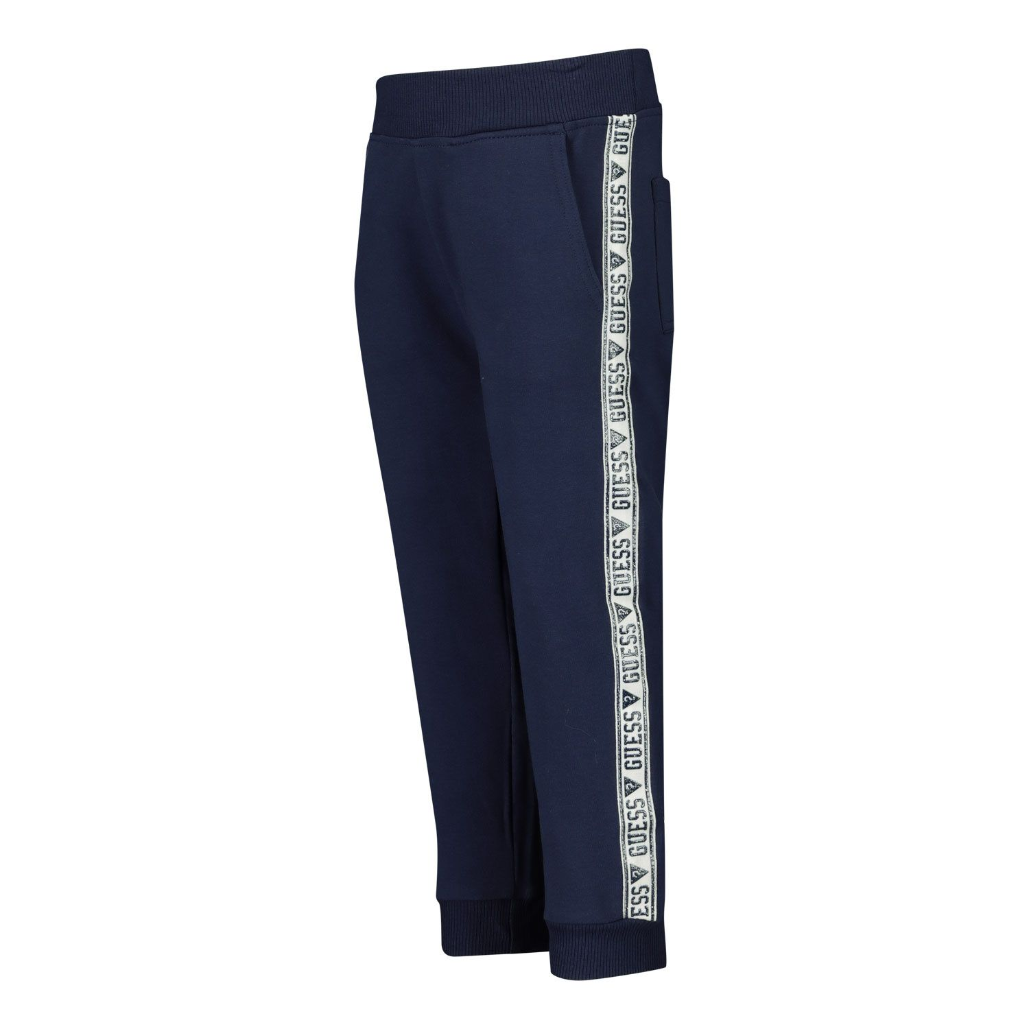 Picture of Guess K0YQ02/KA6V0 pants navy