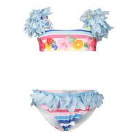 Picture of MonnaLisa 995013 kids swimwear light blue