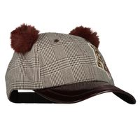 Picture of Mayoral 10709 kids hat brown