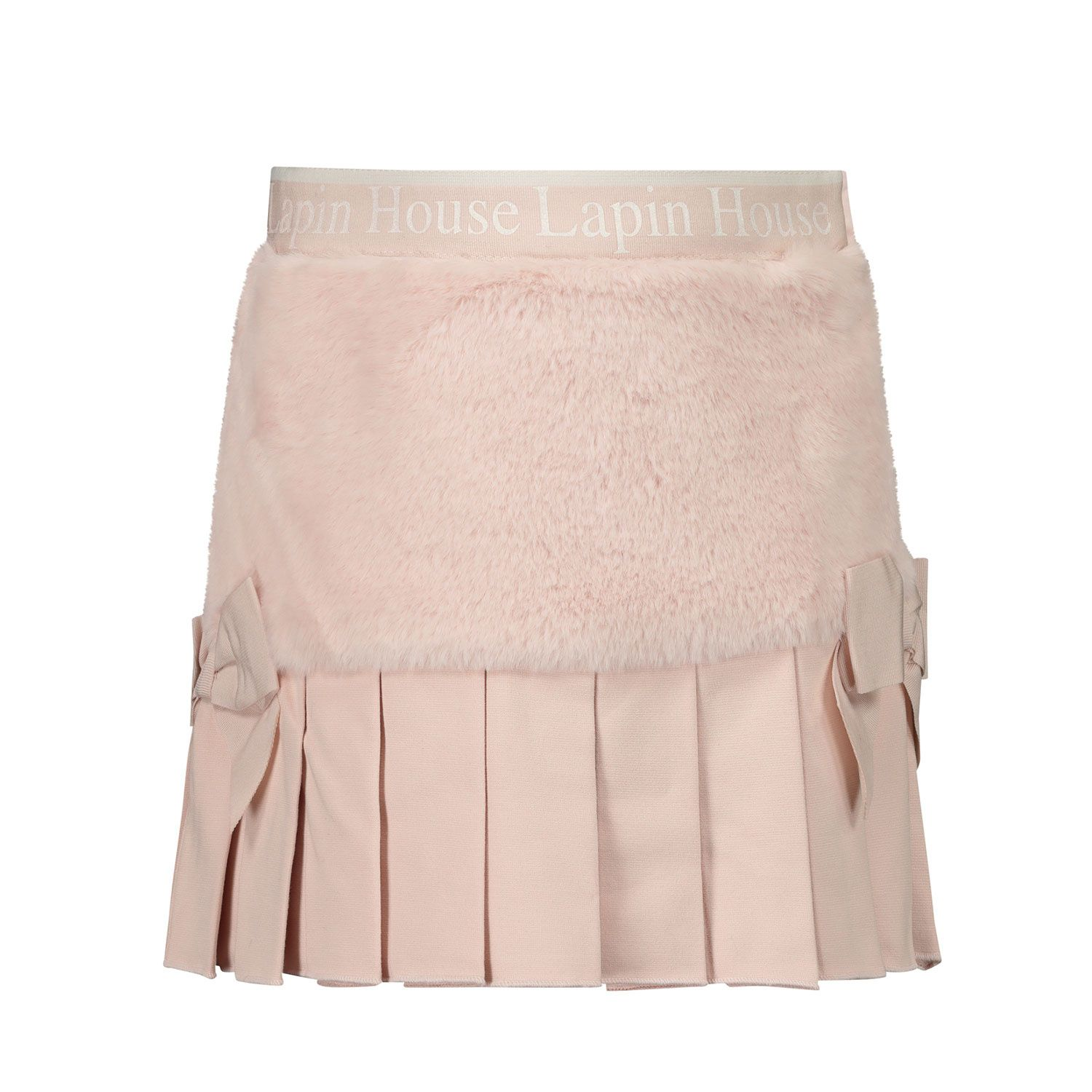 Picture of Lapin 202E3329 baby skirt light pink