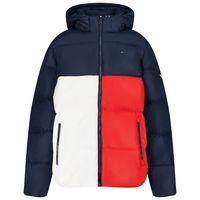 Picture of Tommy Hilfiger KB0KB05879 kids jacket navy
