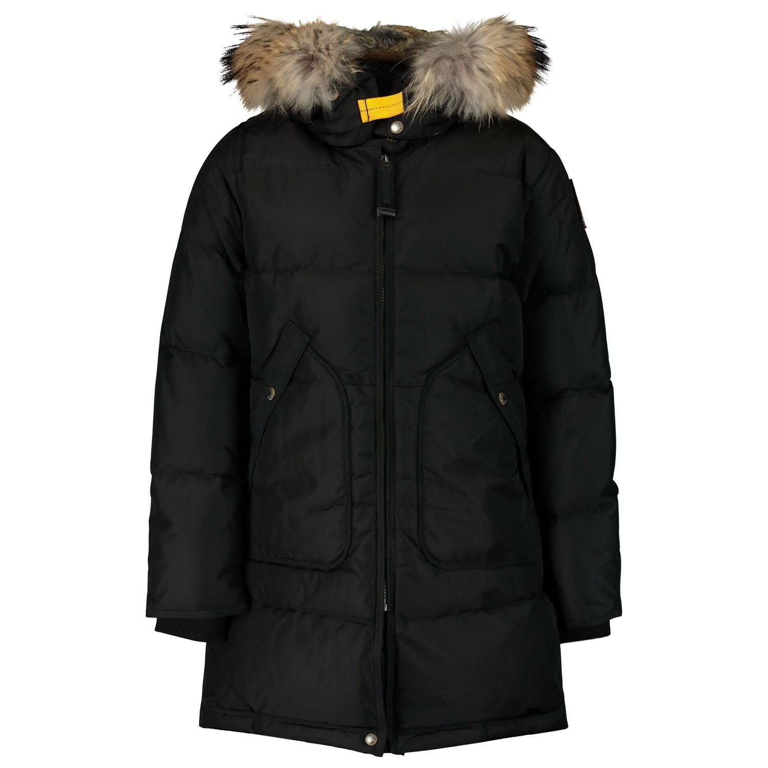 Picture of Parajumpers MA83 kids jacket black