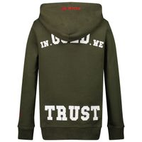 Picture of in Gold We Trust THE NOTORIOUS kids sweater army