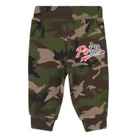 Picture of Ralph Lauren 320804904 baby pants army