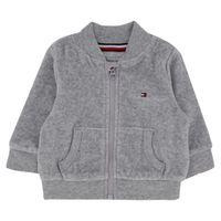 Picture of Tommy Hilfiger KN0KN01149 baby vest grey