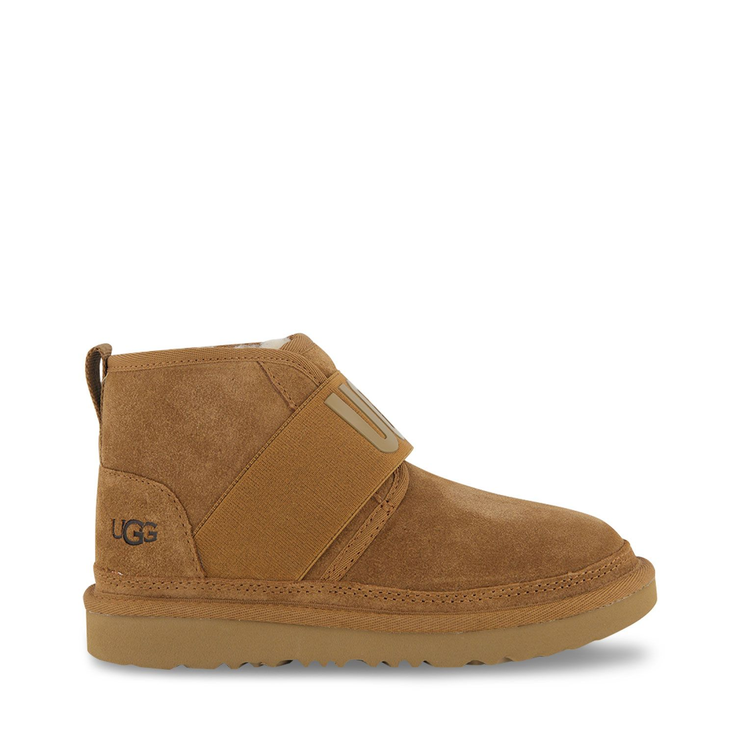 Picture of Ugg 1110703 kids snowboots camel