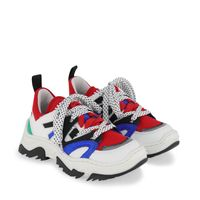 Picture of Dsquared2 67081 kids sneakers white