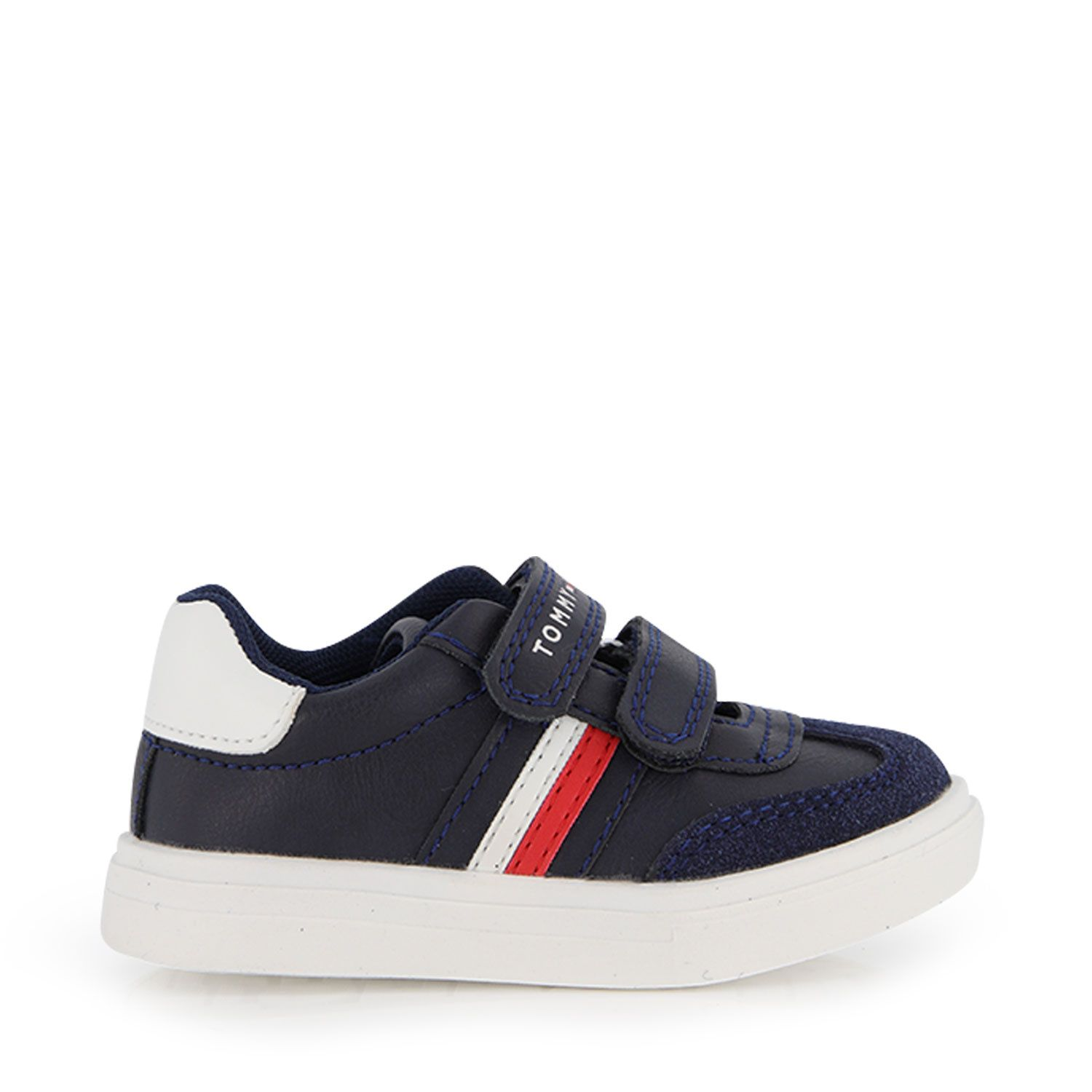 Picture of Tommy Hilfiger 30903 kids sneakers navy