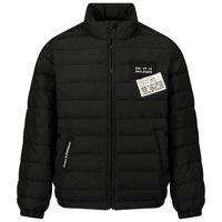 Picture of Dolce & Gabbana L4JBY9 G7YGJ kids jacket black