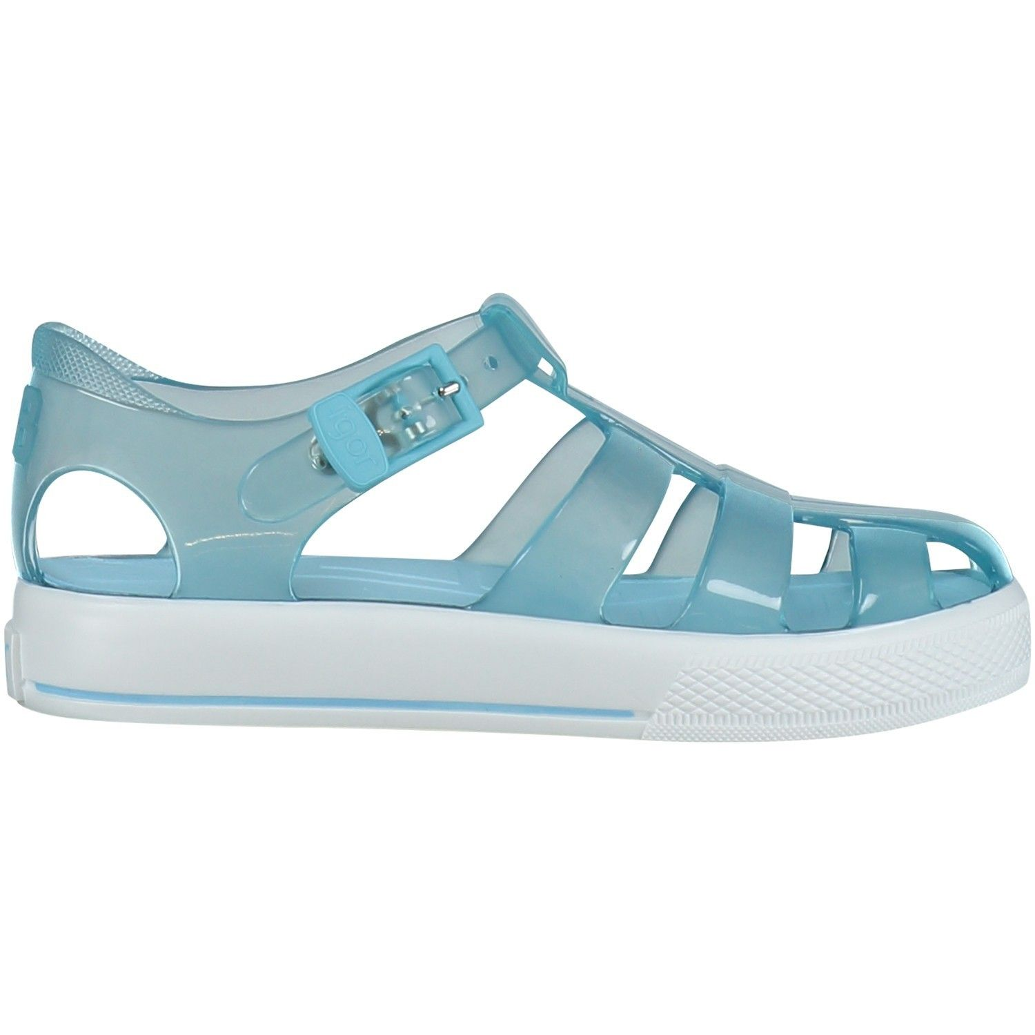 Picture of Igor S10107 kids sandals light blue