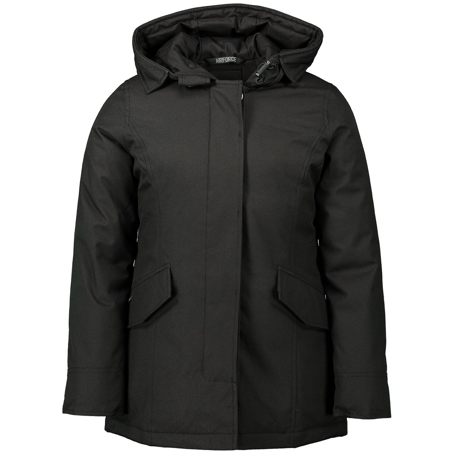 Picture of Airforce G0434 kids jacket black