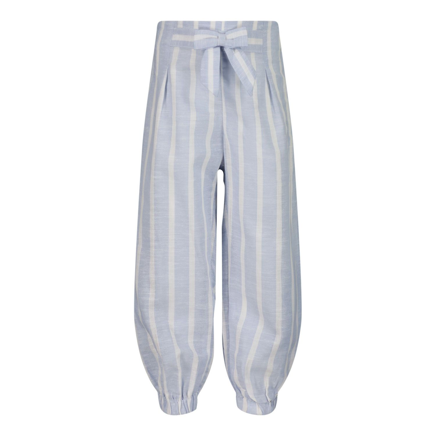 Picture of Mayoral 1578 baby pants light blue