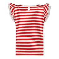 Afbeelding van MonnaLisa 317611A1 baby t-shirt rood