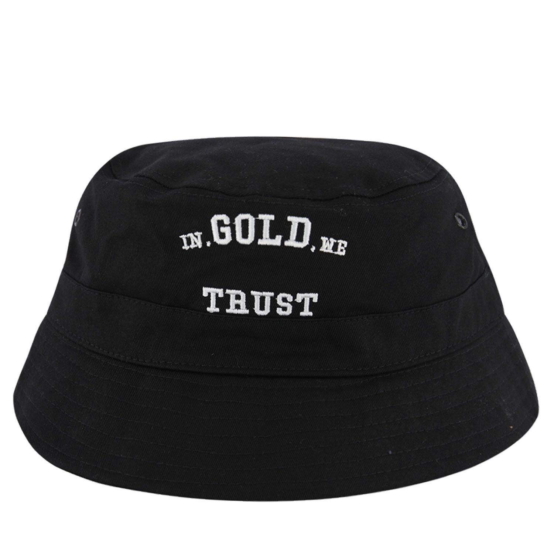 Afbeelding van in Gold We Trust THE BUCKET kinderpet zwart