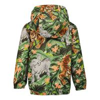 Picture of Kenzo K06004 baby coat army