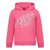 Picture of Guess K1YQ00 baby sweater fuchsia