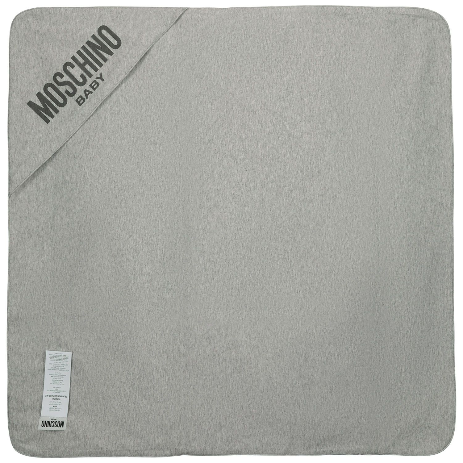 Picture of Moschino MNB006 baby accessory grey