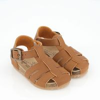 Picture of EB 5107 kids sandals camel