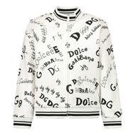 Afbeelding van Dolce & Gabbana L1JW3Q/HS7D6 kindertrui off white