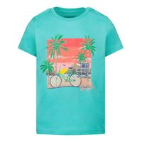 Picture of Mayoral 1013 baby shirt green