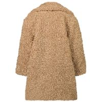 Picture of MonnaLisa 178112 kids jacket beige