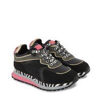 Picture of Liu Jo 4F1815 kids sneakers black