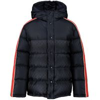 Picture of Gucci 616100 kids jacket navy