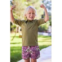 Picture of SEABASS SWIMSHORT kids swimwear light purple