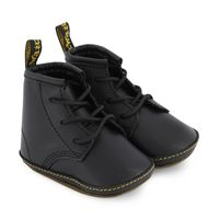 Picture of Dr. Martens 15329001 baby boots black