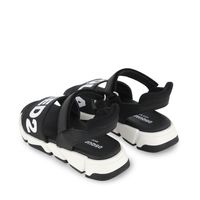 Picture of Dsquared2 67021 kids sandals black