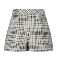 Picture of Liu Jo KF0107 kids shorts grey
