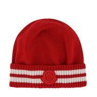 Bild von Moncler 9Z71020 Babymütze Rot