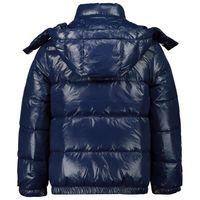 Picture of Ralph Lauren 795538 kids jacket navy