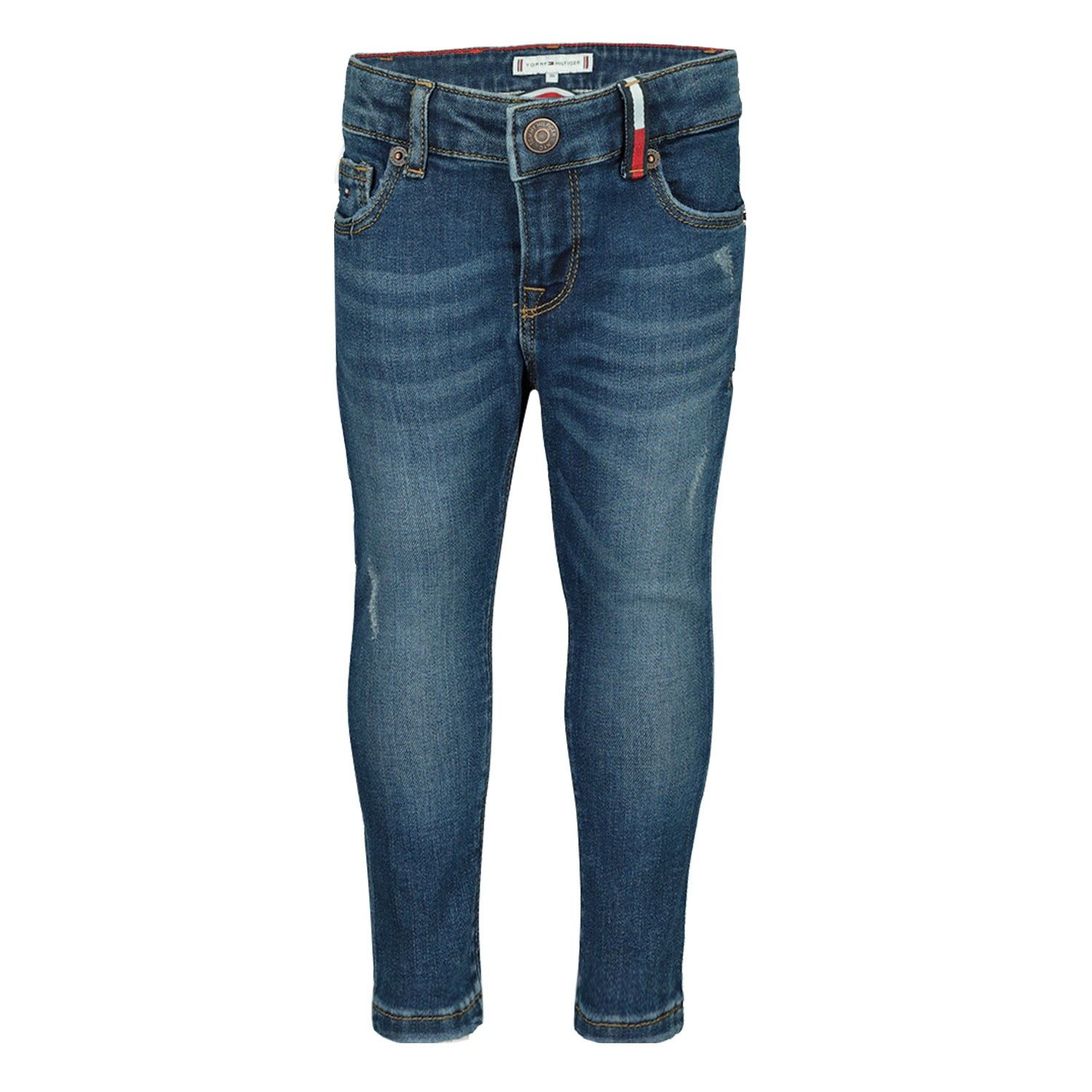 Picture of Tommy Hilfiger KG0KG04814 baby pants jeans