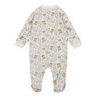 Bild von Moschino MUY03F Babystrampelanzug Weiß