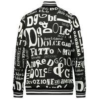 Picture of Dolce & Gabbana L4JW3Q/HS7D7 kids vest black