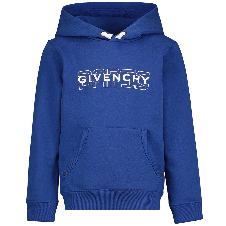 Bild von Givenchy H25206 Kinderpullover Kobaltblau