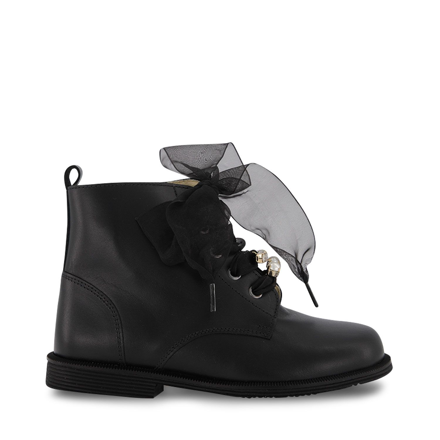 Picture of Andanines 202966 kids boots black