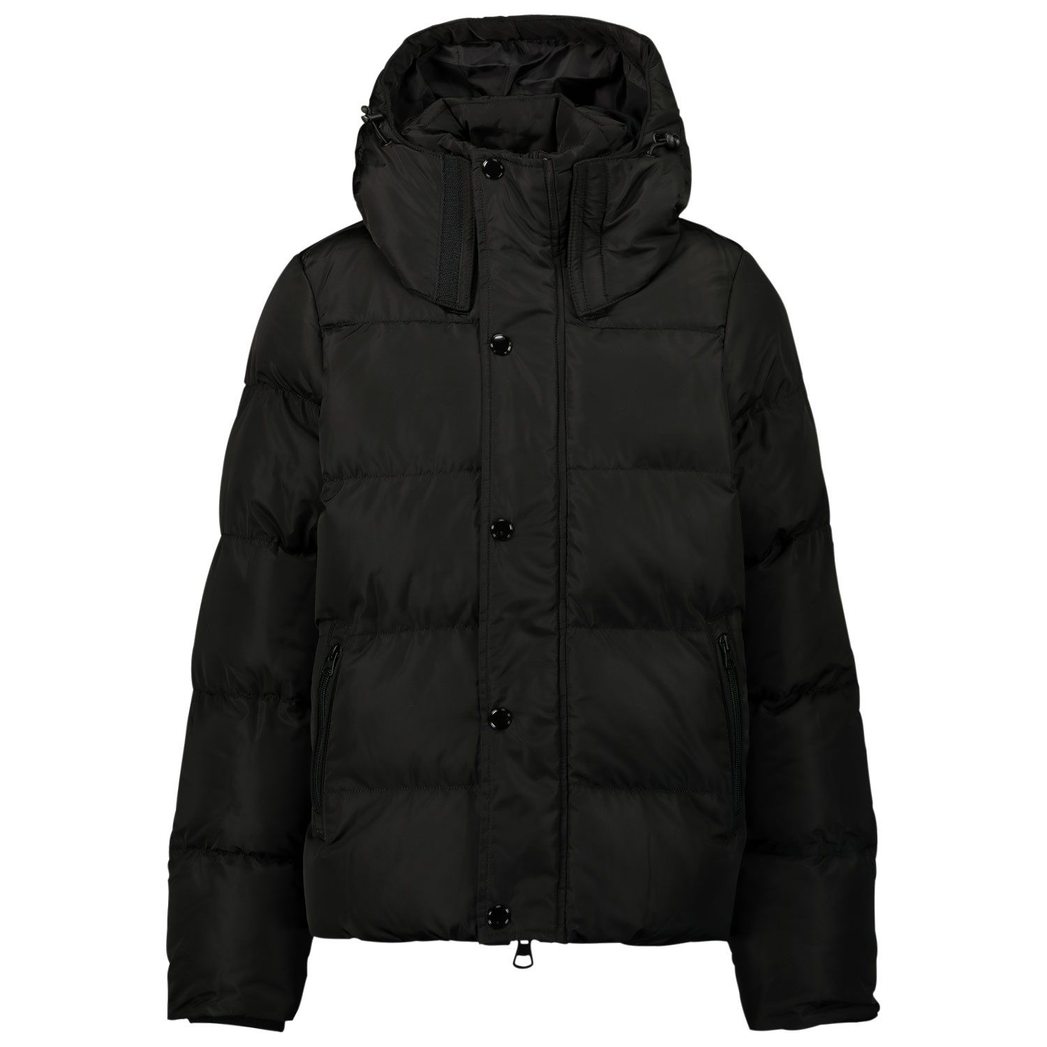 Picture of in Gold We Trust THE INFAMOUS kids jacket black