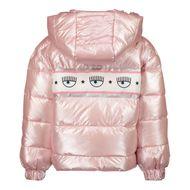 Afbeelding van Chiara Ferragni 598100 kinderjas licht roze