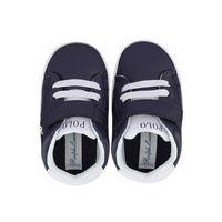 Picture of Ralph Lauren RL100567 baby sneakers navy