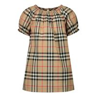 Picture of Burberry 8036601 baby dress beige